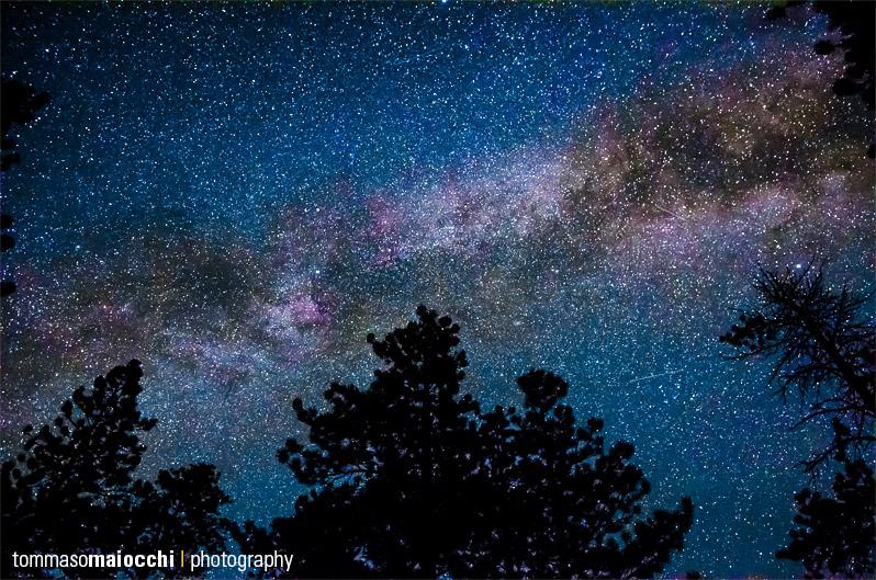 Sternenhimmel-Aufnahme mit dem Sigma 18-35 mm f/1,8 Objektiv