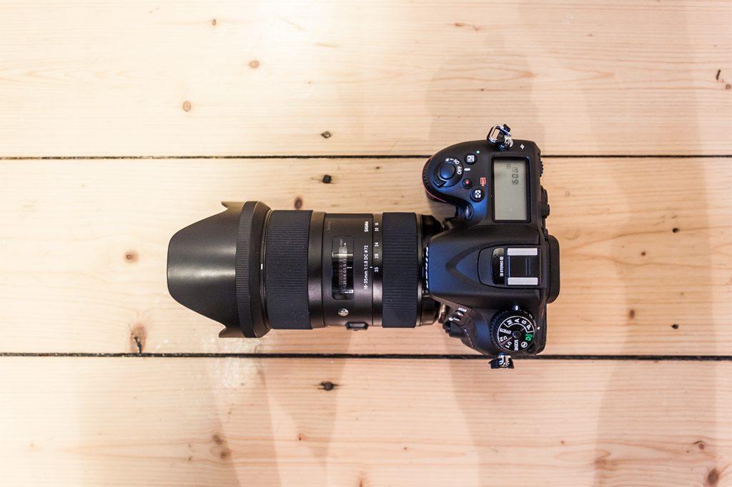 Das Sigma 18-35 mm f/1,8 DC HSM im Praxistest – Ein Erfahrungsbericht