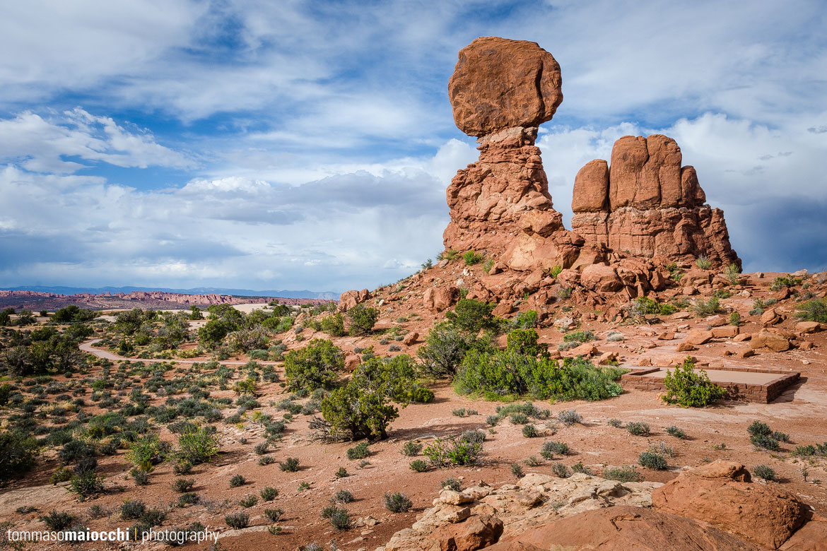 Balanced Rock – Arches National Park