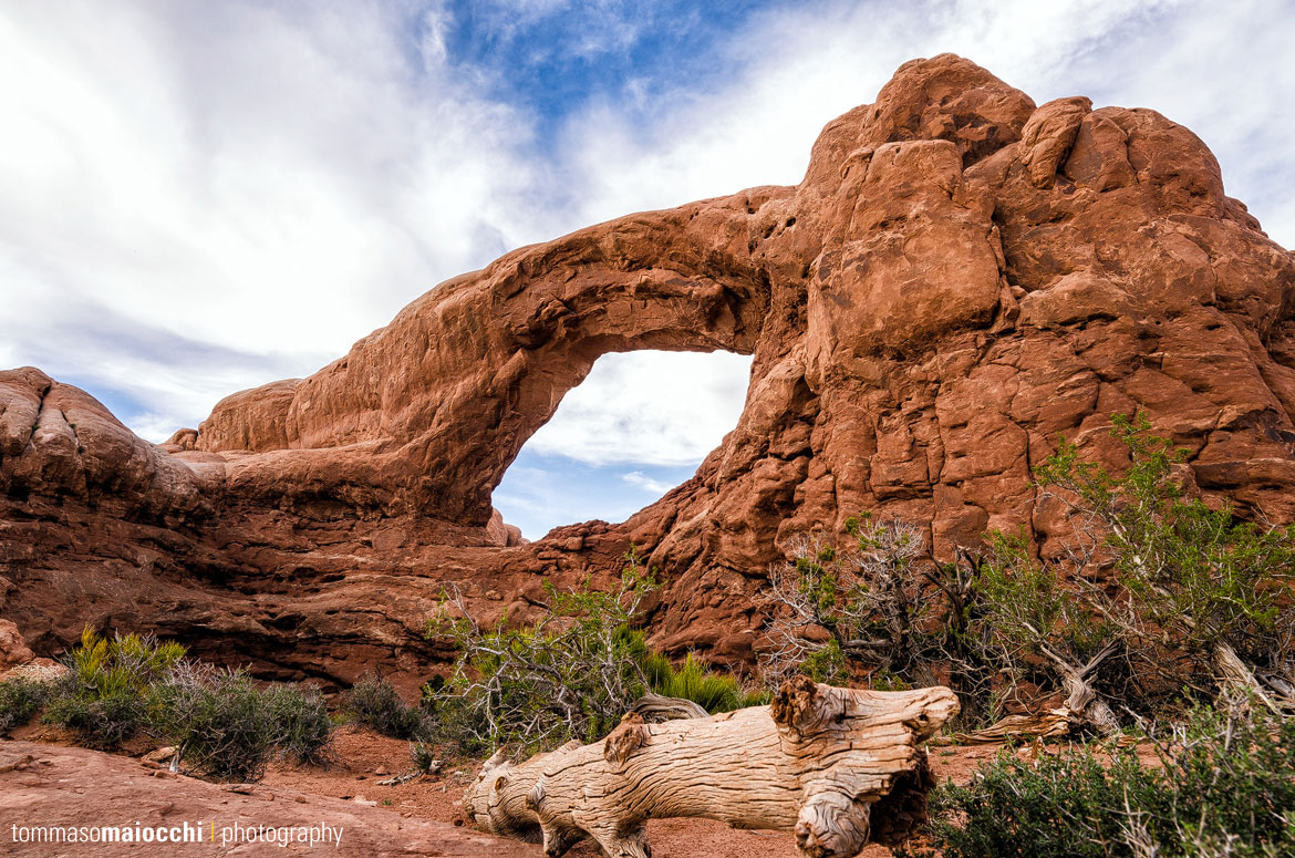 South Window – Arches National Park