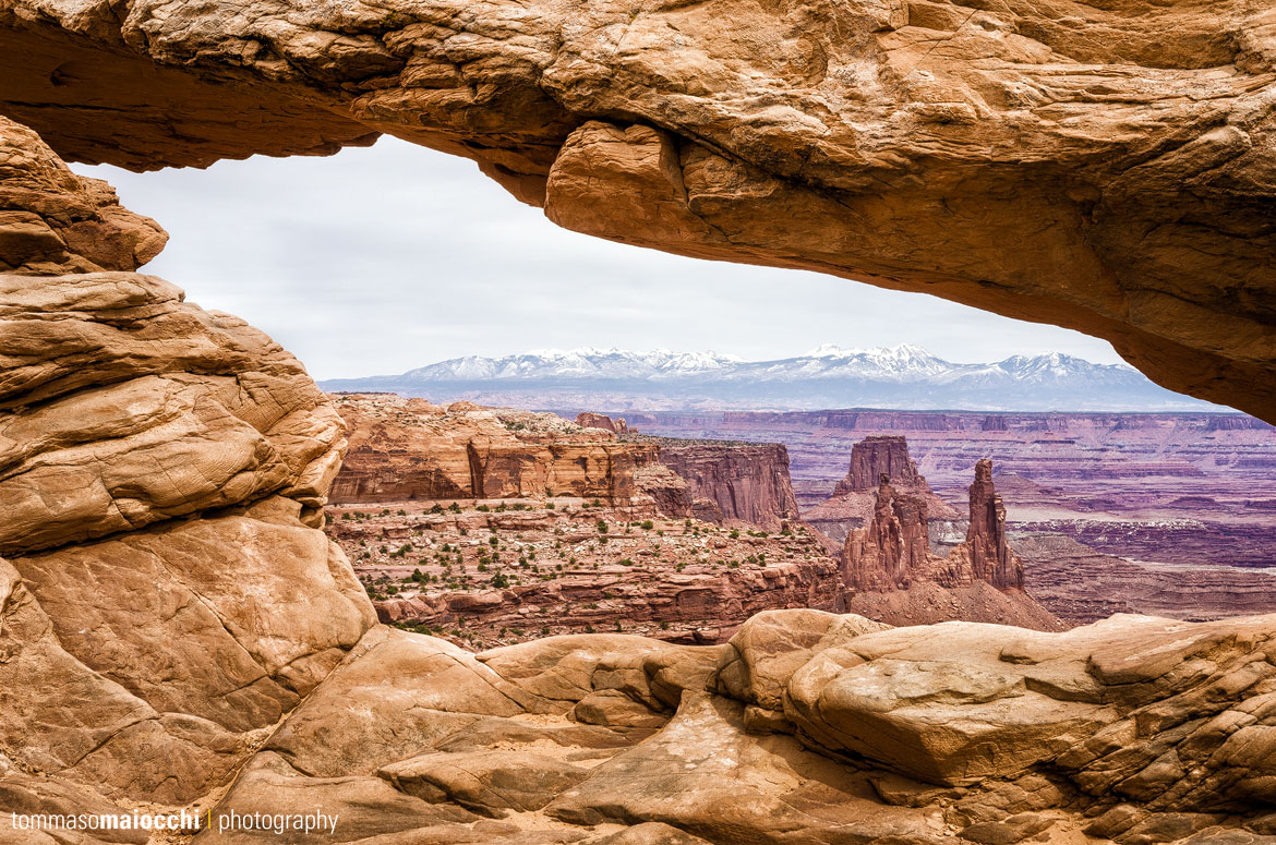 Canyonlands national Park – Mesa Arch