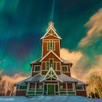 Buksnes Kirken, Ballstad, Lofoten