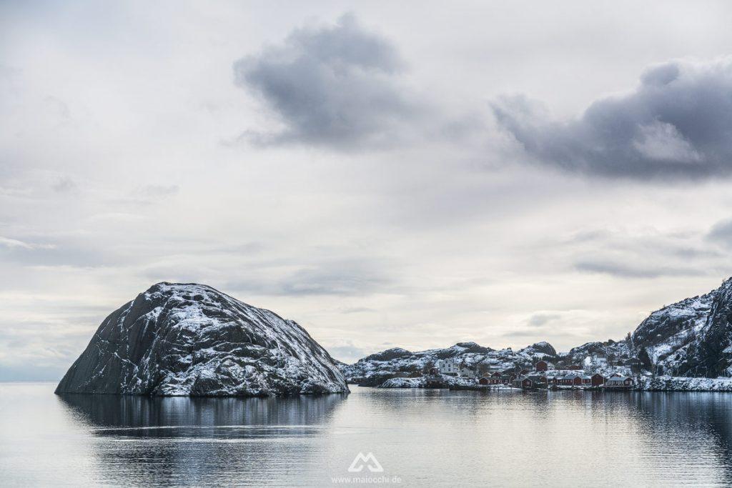 Nusfjord auf den Lofoten