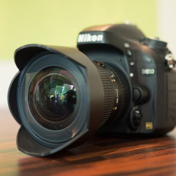 Das Walimex 14 mm f/2,8 Weitwinkelobjektiv