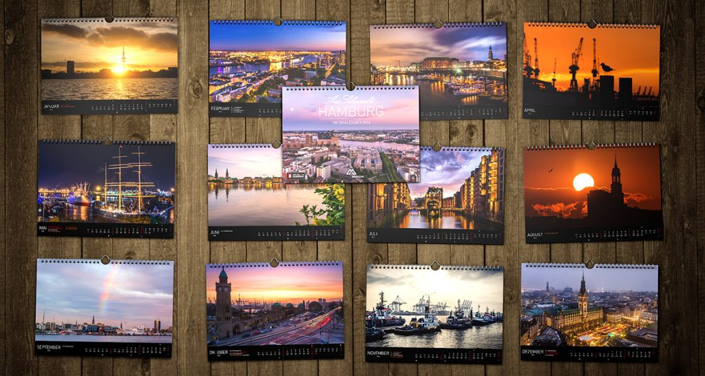 Kalender Selfpublishing mit Calvendo: Erfahrungen, Verkaufszahlen und Verdienst