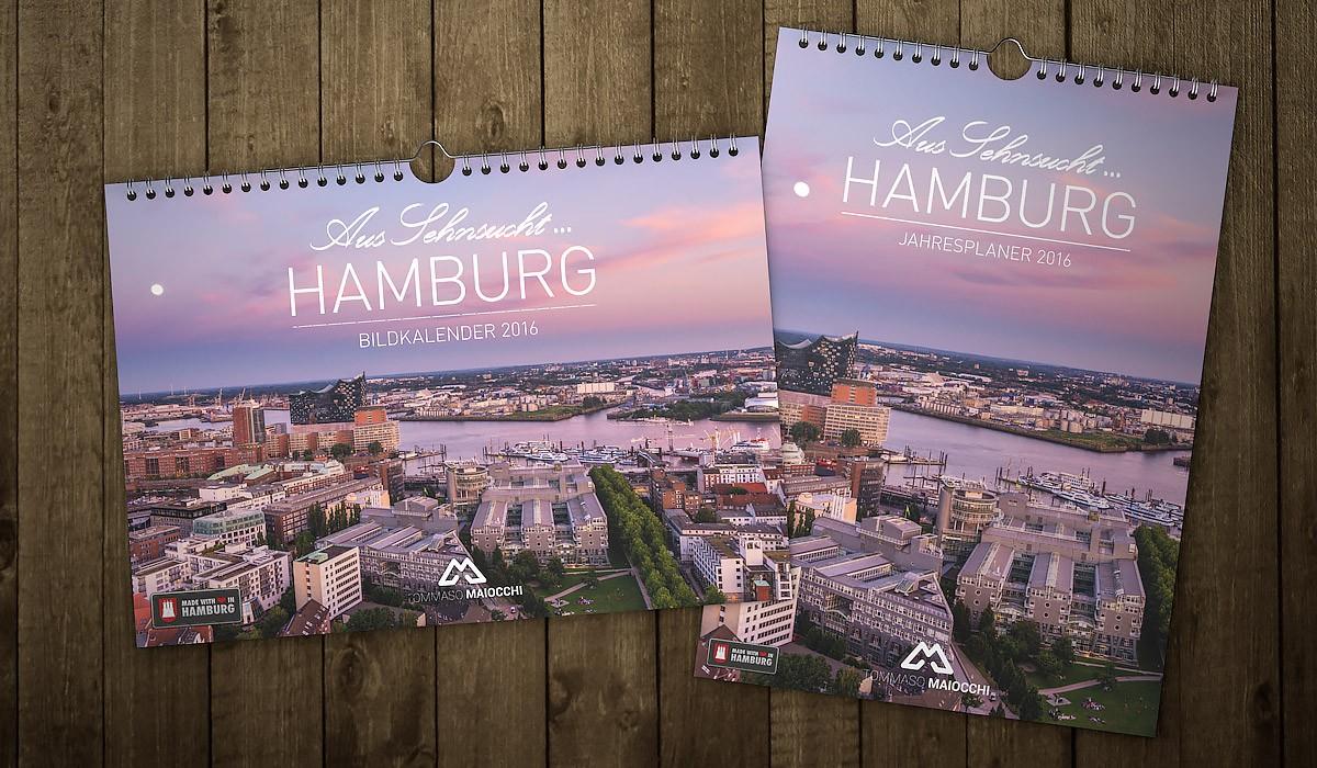 Bildkalender und Jahresplaner 2016