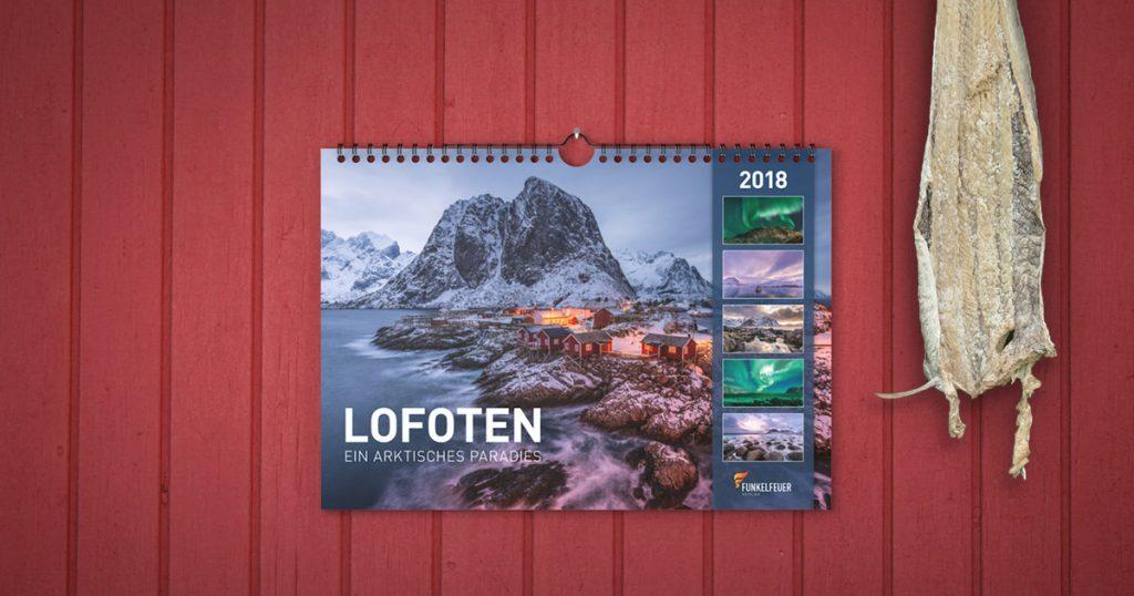 Lofoten Kalender 2018